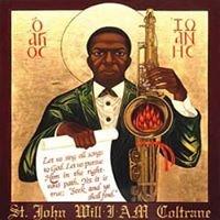 Saint John Will I Am Coltrane African Orthodox Church-Jurisdiction West.