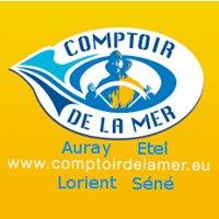 Comptoir de la Mer Auray Etel Lorient Vannes