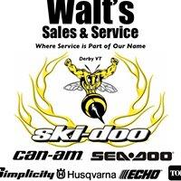 Walt's Sales & Service