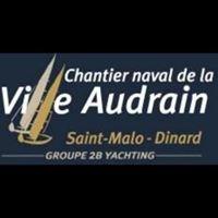 Chantier naval de la ville Audrain