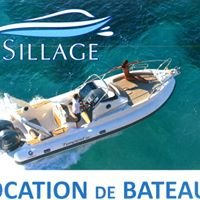 Sillage Location  Bateaux