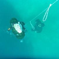 BlueInstinct Underwater act