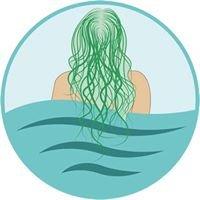 Green Hair Mermaid Photography