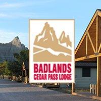 Cedar Pass Lodge in Badlands National Park