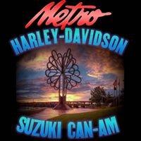 Metro Harley-Davidson Suzuki Can-Am