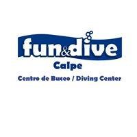 Fun & Dive: Centro de Buceo Calpe