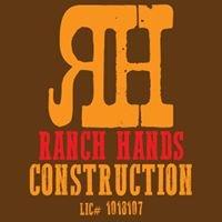 Ranch Hands Construction