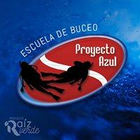 Escuela de buceo Proyecto Azul