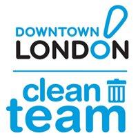 The Downtown London Clean Team