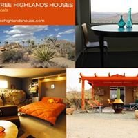 Joshua Tree Highlands Houses
