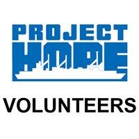 Project HOPE Volunteers
