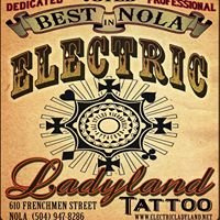 Electric Ladyland Tattoo