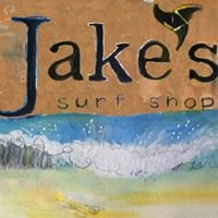 Jake's Surf Shop