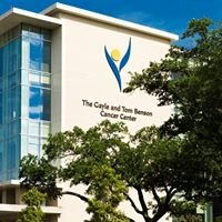 The Gayle and Tom Benson Cancer Center