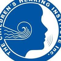 The Children's Hearing Institute