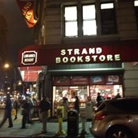 The Strand Bookstore - 18 Miles Of Books