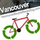 Vancouver Bicycle Recycling - RideOnAgain.com