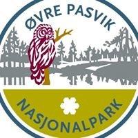 Øvre Pasvik nasjonalpark - Báhčaveaji álbmotmeahccehálddašeaddji