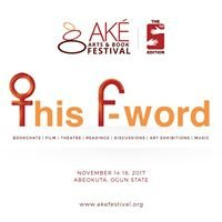 Ake Arts & Book Festival