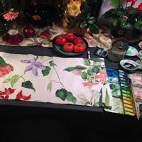 Karen LeGault Art Studio/ Hydrangea Studio