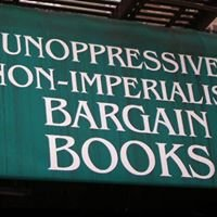 Unoppressive Non-Imperialist Bargain Books
