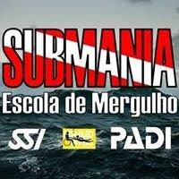 SUBMANIA - Escola de Mergulho