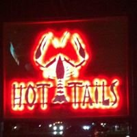 Hot Tails