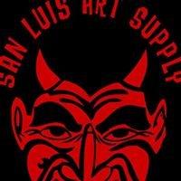 San Luis Art Supply at Dr. Cain's