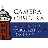 Camera Obscura mit dem Museum zur Vorgeschichte des Films