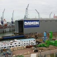 Damen Shiprepair Rotterdam