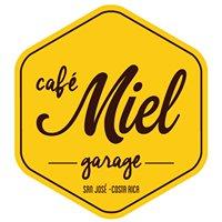 Café Miel Garage Costa Rica