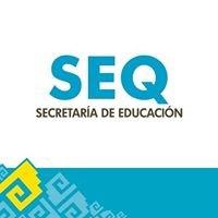 SEQ - Secretaría de Educación