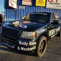 Deser Inn Auto Repair and Body