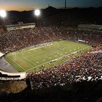 Sun Bowl Stadium- University of Texas El Paso