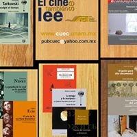 Los libros del CUEC