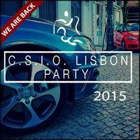 CSIO Lisbon PARTY