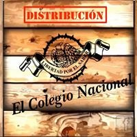 Librería de El Colegio Nacional - Distribución