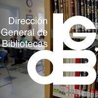 Dirección General de Bibliotecas UNAM