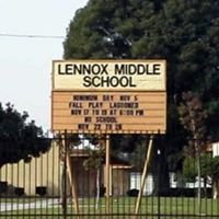 Lennox Middle School