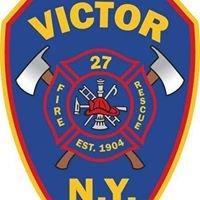 Victor Volunteer Fire Department