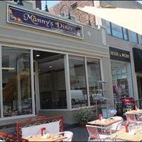 Manny's Diner of Montclair