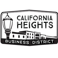 California Heights Business District