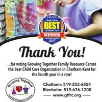 Growing Together Family Resource Centre