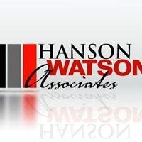 Hanson Watson Associates