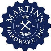 Martin's New Oxford Hardware, Inc.