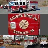 Ranger Hose Company #2--Berwick Station 110