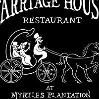 The Carriage House Restaurant at The Myrtles Plantation