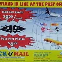 Pack & Mail Davenport Iowa