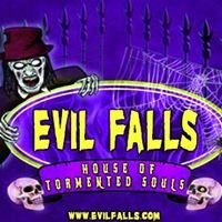 Evil Falls House of Tormented Souls-Haunted House