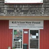 K.C.'s Lost Now Found